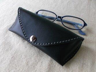 レザーメガネケース   の画像