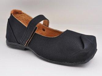 【受注製作】SQUARE belt shoesの画像