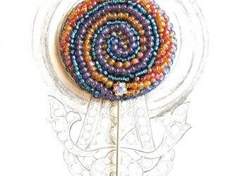 ハットピン「Candy-トリック-」の画像