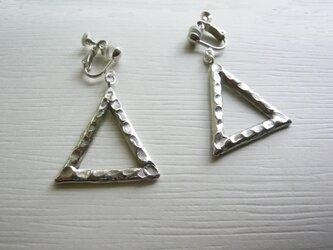 Earrings-△の画像
