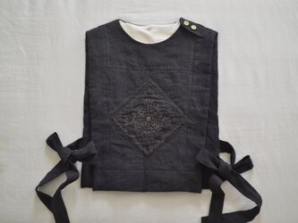 【お客様ご注文品】Quilting vestの画像
