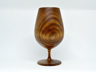 木のビールグラス(コシアブラ)の画像
