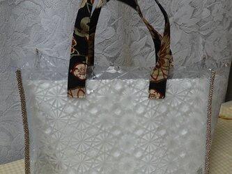 PVCクリアバッグの画像