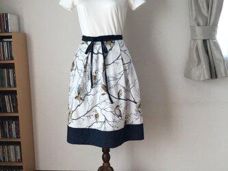ラップスカート フクロウの画像