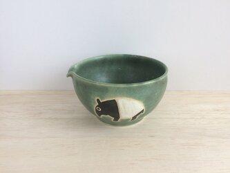 片口鉢(マレーバク)の画像