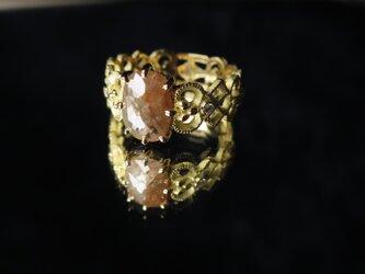 K18 Bohemian Diamond Ringの画像