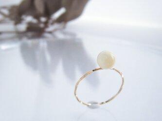 k10✼Makkoh 6mm ring#13 92072の画像