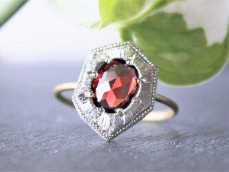 Fragment Garnet ring FMR-16の画像