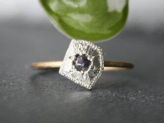 Fragment Color Change Garnet ring FMR-18の画像