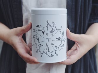 Perchオリジナル珈琲缶の画像