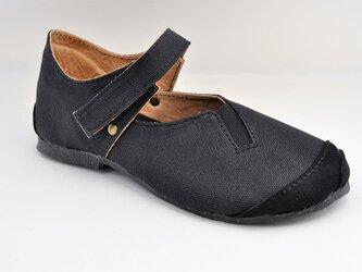 【受注製作】ROUND belt shoesの画像