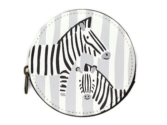しまうまコインケース (僕も馬です。)の画像