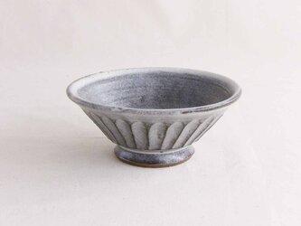 しのぎ手小鉢(わら灰)の画像