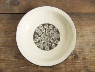 花三島象嵌皿の画像