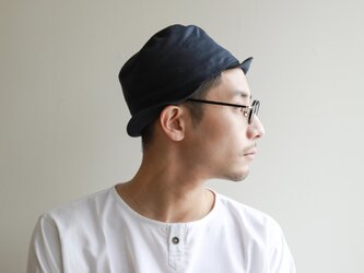 Kirby cap / navy baseの画像