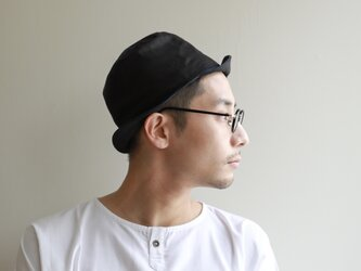Kirby cap / black baseの画像