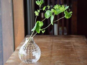 ワッフル花瓶の画像
