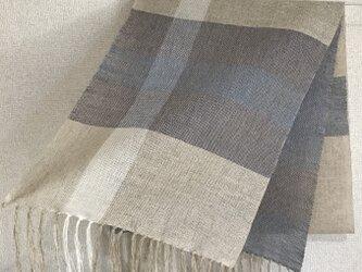 手織りストール SP20の画像