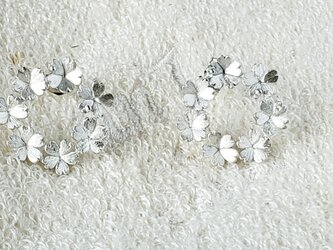 桜のピアスbの画像