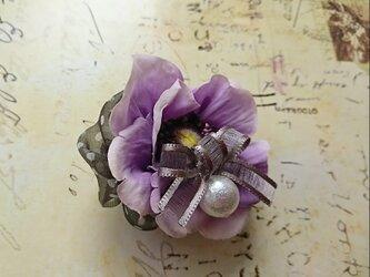 anemone corsageの画像
