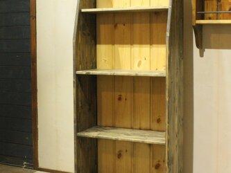ブックシェルフ 本棚 ファイルラックの画像
