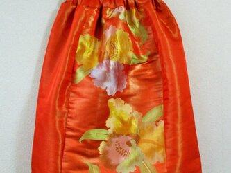 帯スカート カトレアの画像