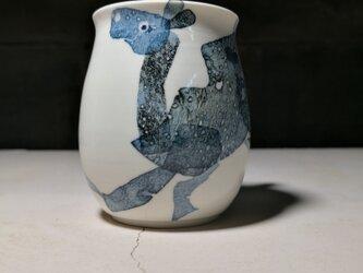 マグカップ(砂漠と雪)(10-14)の画像