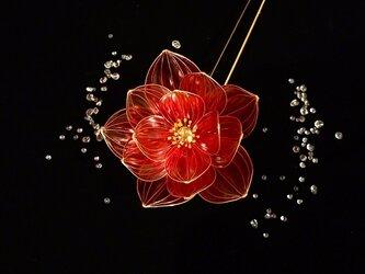 蓮簪「火焔 - kaen- 」の画像