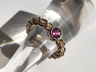 『 Mellow ( inner ) 』Ring by K14GFの画像