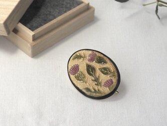 陶器のポニーフック 『あざみ』の画像