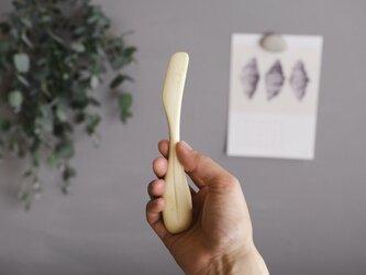 蜜柑の枝のバターナイフ 025の画像