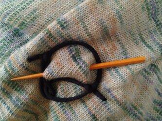 ショールピン Shawl pin の画像