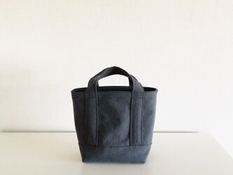 TOTE BAG (S) / charcoalの画像