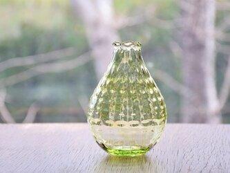 ワッフル花瓶~蕾~の画像