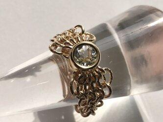 『 Lady butterfly ( SP beauty ) 』Ring by K14GFの画像