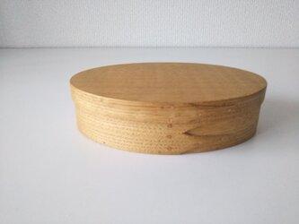 弁当箱 #3 薄型(クリ) - Shaker Oval Box #3 Short の画像
