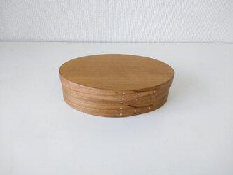 弁当箱 #3 薄型 - Shaker Oval Box #3 Short の画像