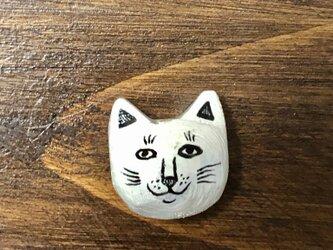 猫のマグネットの画像