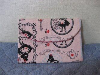 マスクケース4《キッズ用・アリス》の画像
