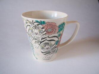 マグカップ トラの画像
