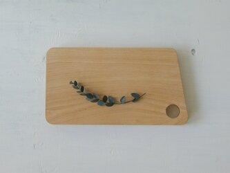 栗の木カッティングボードの画像