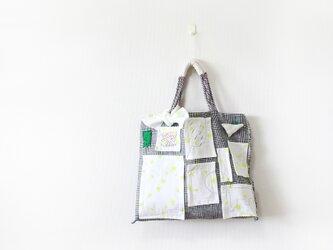 ピラピラ付きバッグの画像