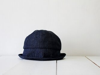 SAILORHAT| 8oz KOJIMADENIM【M:56~59cm】製品洗いの画像