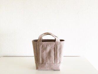 TOTE BAG (S) / pinkbeigeの画像