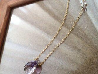 スーパーセブン energy necklace K14gfdの画像