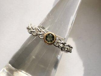 『 Impress ( heart ) 』Ring by K14GF&SV925の画像