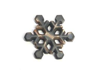 雪の結晶 1の画像