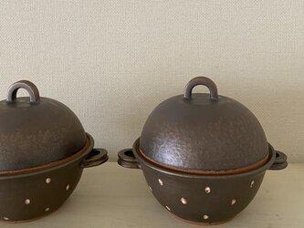 水玉コロン小鍋の画像