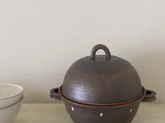 水玉コロン鍋の画像