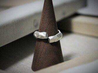 限定品Cotton ring silver925リングの画像
